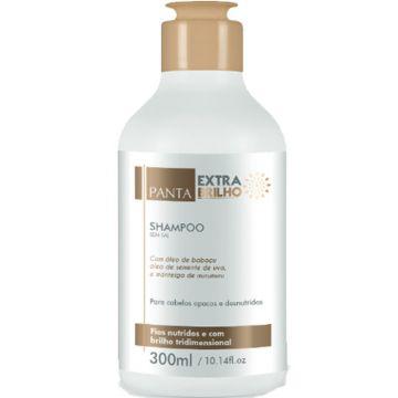 Shampoo Extra Brilho Panta Cosmética 0007
