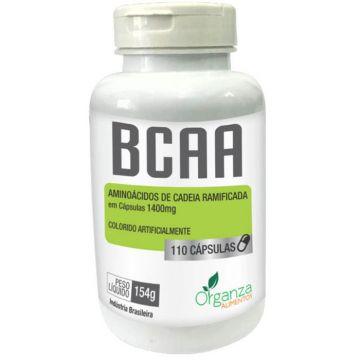 BCAA 1400 mg Organza Alimentos 009