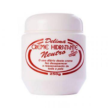Creme Hidratante Suave Fragrance Delima Neutro Ref. 0101