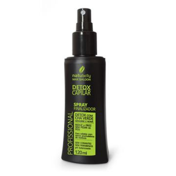 Spray Finalizador Natubelly Detox Capilar Ref. 0134
