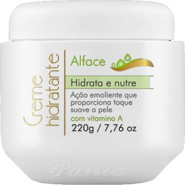 Creme Hidratante Alface Panta Cosmética 0202