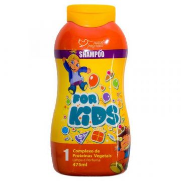 Shampoo For Kids Suave Fragrance 0211 1