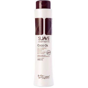 Condicionador Suave Fragrance Suave Elements Coco Oil Ref. 0222