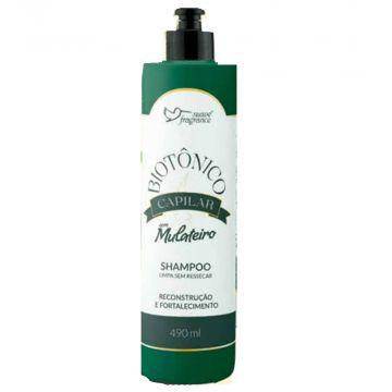 Shampoo Biotônico Capilar Mulateiro Suave Fragrance 0223