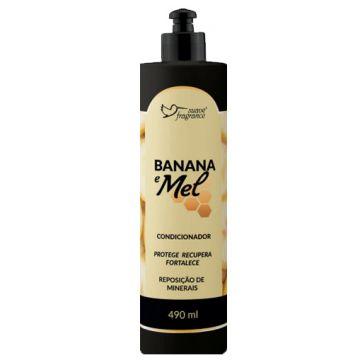 Condicionador Banana e Mel Suave Fragrance 0235