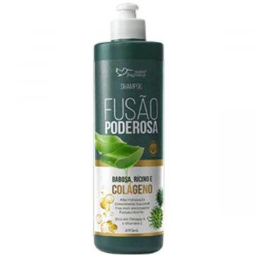 Shampoo Fusão Poderosa Suave Fragrance 0237