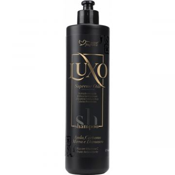 Shampoo Luxo Supreme Oils Suave Fragrance 0243