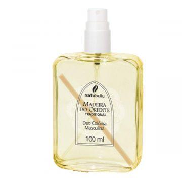 Perfume Deo Colônia Madeira do Oriente Natubelly 0281