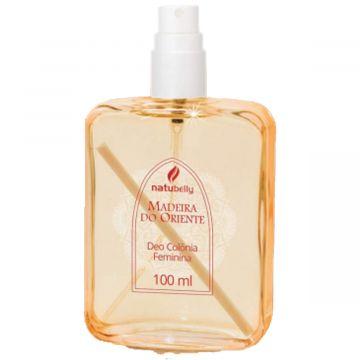 Perfume Deo Colônia Madeira do Oriente Natubelly 0282