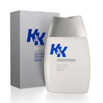 Perfume Deo Colônia Spray K&K Tradition Natubelly 0203