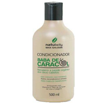Condicionador Baba de Caracol Natubelly 0351
