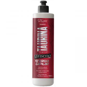 Shampoo Taurina Vegetal Energia Capilar Suave Fragrance 0363
