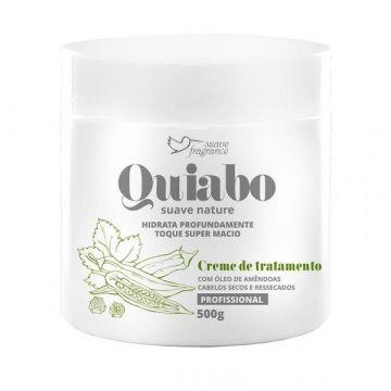 Creme de Tratamento Suave Nature Quiabo Suave Fragrance 0323 1