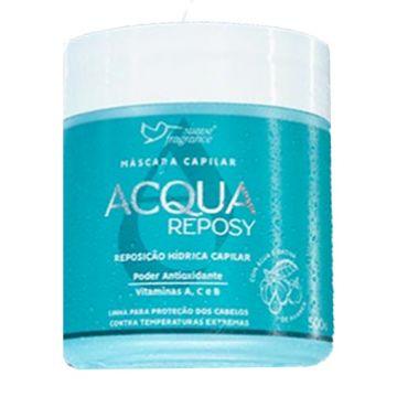 Máscara Capilar Acqua Reposy Suave Fragrance 0344