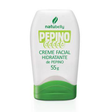 Creme Facial Hidratante de Pepino Natubelly 0473