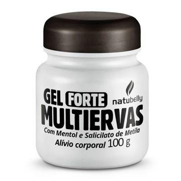 Gel Forte Multiervas Natubelly 0636