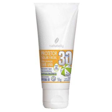 Protetor Solar Facial FPS 30 Natubelly 0745