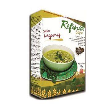 Sopas Refinax Legumes Organza Alimentos 075