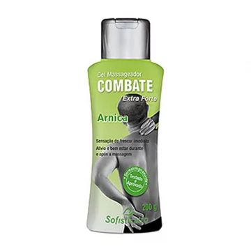 Gel Massageador Arnica Combate Sofisticatto 088 1
