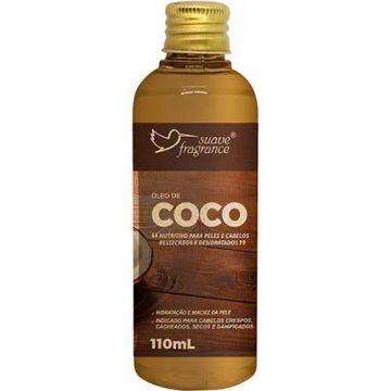 Óleo de Coco Corporal e Capilar Suave Fragrance 1021 1