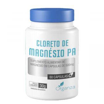 Cloreto de Magnésio PA 500 mg Organza Alimentos 117