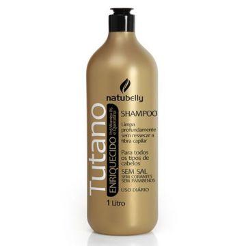 Shampoo Tutano Enriquecido Natubelly 1191