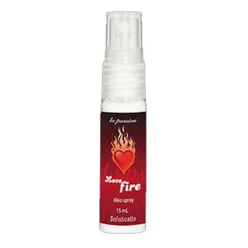 Óleo Spray Corporal Love Fire La Passion Sofisticatto 1323