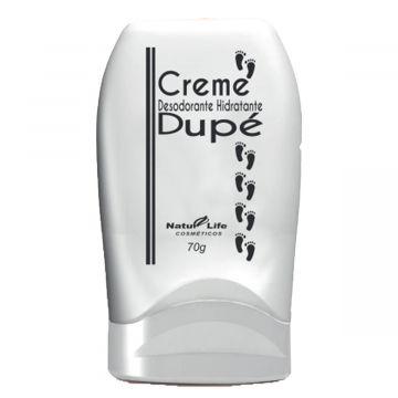 Creme Dupé Desodorante Natu Life 160