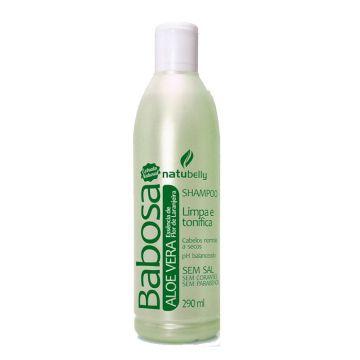 Shampoo Babosa Aloe Vera Natubelly 1646