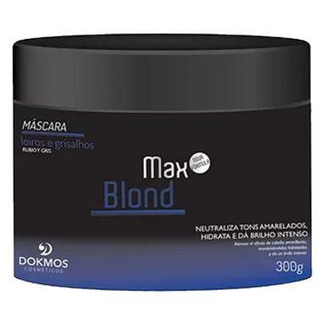 Máscara Max Blond Dokmos 1842 1
