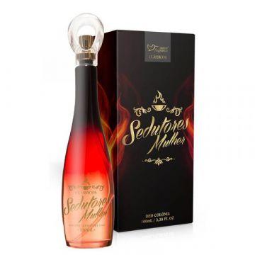 Perfume Deo Colônia Sedutores Mulher Suave Fragrance 2026 1