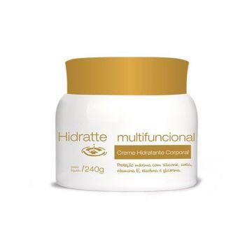 Hidratante Multifuncional Hidratte 240g Pote Natu Charm 2028 1