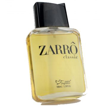 Deo Colônia Zarrô Classic Suave Fragrance 2044