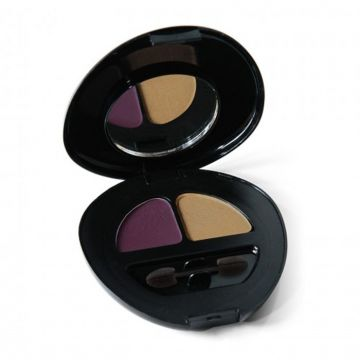 Duo de sombras - Bordô / Acobreado Natubelly 2306