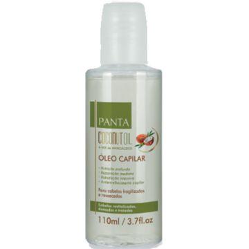 Óleo Capilar Coconut Oil Panta Cosmética 2856