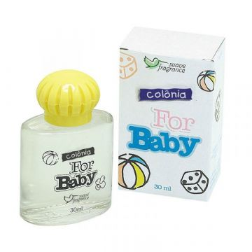 Perfume Deo Colônia For Baby Suave Fragrance 3002 1