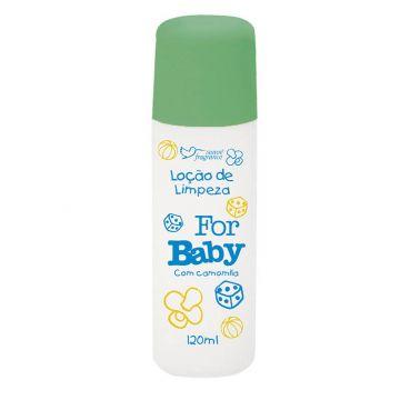 Loção de Limpeza For Baby Suave Fragrance 3010
