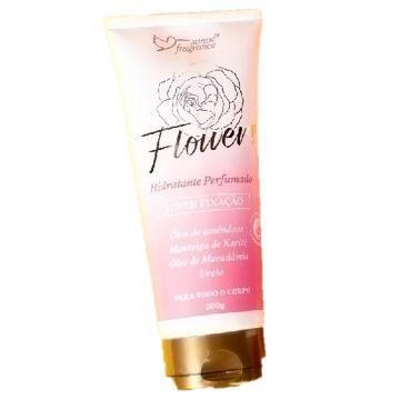 Hidratante Perfumado Flowers Suave Fragrance 3060