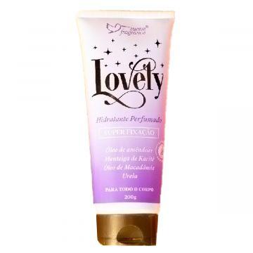 Hidratante Perfumado LOvely Suave Fragrance 3061