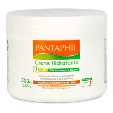 Pantaphil Creme Hidratante - 300 g Panta Cosmética 3070