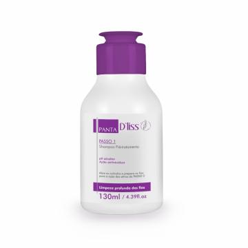 Shampoo Pré Tratamento D'Liss Panta Cosmética 3082