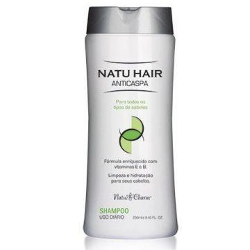Shampoo Anticaspa Natu Hair Natu Charm 3065 1