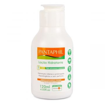 Pantaphil Loção Hidratante - 120 ml Panta Cosmética 3425