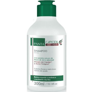 Shampoo Antiqueda Capicidil Panta Cosmética 4078