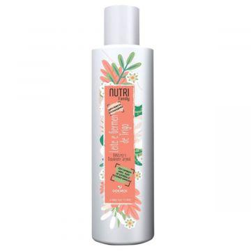 Hidratante Desodorante Corporal Leite e Germe de Trigo Nutri Family 5395