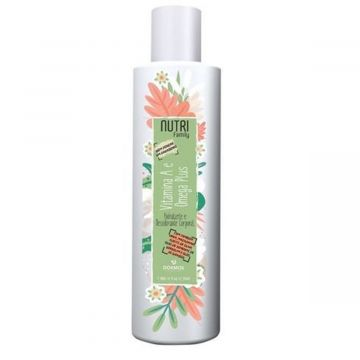 Hidratante Desodorante Corporal Vitamina A e Omega Plus Nutri Family 5396