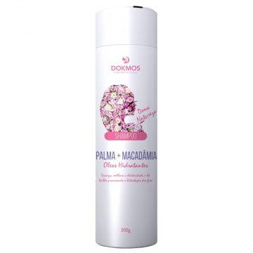 Shampoo Palma + Macadâmia - Óleos Hidratantes Dokmos 5401