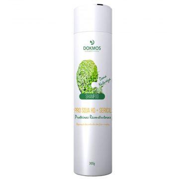 Shampoo Proteínas Reconstrutoras Pro Soja + Seriseal Dokmos 5404