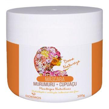 Mascara Capilar Manteigas Nutritivas Murumuru + Cupuaçu Dokmos 5410