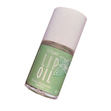 Gloss Hidratante Lip Oil Menta Suave Fragrance 5416